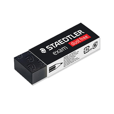 Staedtler Exam Eraser Medium 43 x 19 mm [Dust-Free]