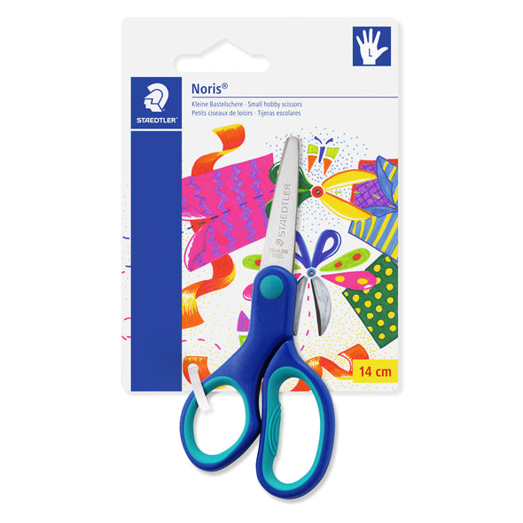 Staedtler Scissors for Left-Handed Children 14 cm