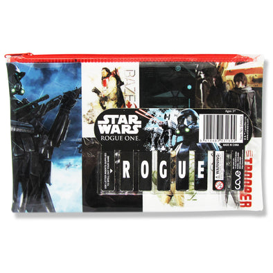 Star Wars The Rogue One Small Name Pencil Case - School Depot NZ