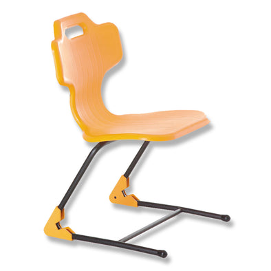Student Chair Sled Base E-Chair BFX
