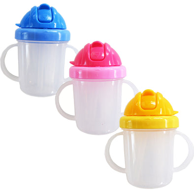 Slide and Sip cup for toddlers