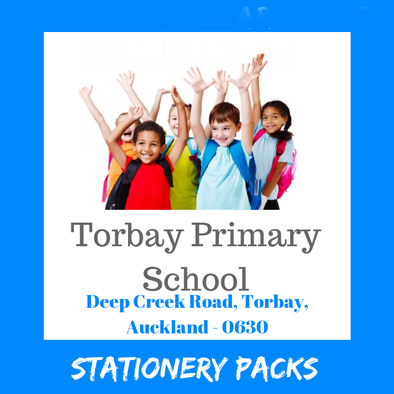 Torbay Primary School Stationery Pack 2020 RANGITOTO [Year 2]