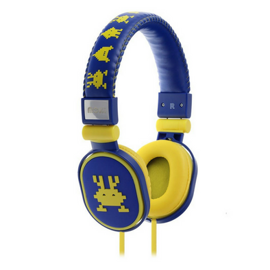 Moki Headphones Popper - Martian Blue - School Depot NZ