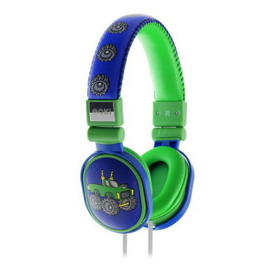 Moki Headphones Popper - Monster Truck - School Depot NZ