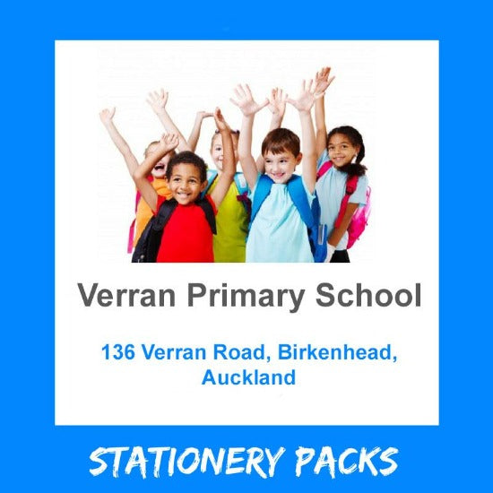 Verran Primary School Stationery Pack 2020 Rooms 9 & 10
