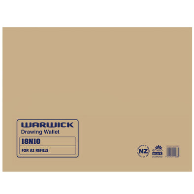 WARWICK DRAWING WALLET 18N10 A2