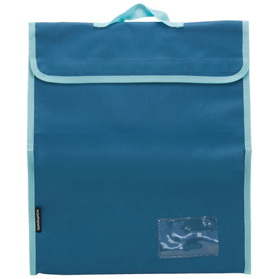Warwick Homework Bag Blue 43 x 36.5 cm