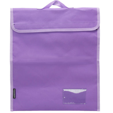 Warwick Homework Bag Purple 43 x 36 cm