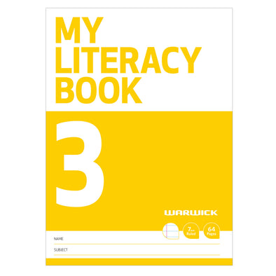 Warwick My Literacy Book 3