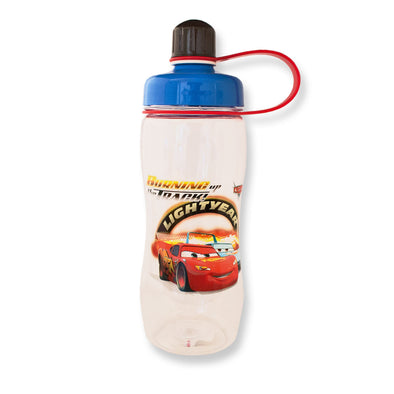 Water Bottle for Kids Fresh Sip with Separator - Cars - School Depot NZ  - 1