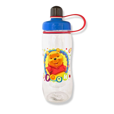 Drink Bottle for Kids with Fruit Filter - Winnie the Pooh - School Depot NZ