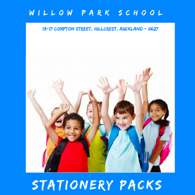 Willow Park School Stationery Pack - Reception Class