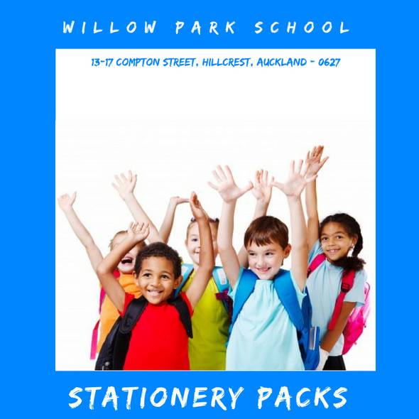 Willow Park School Stationery Pack - Year 2