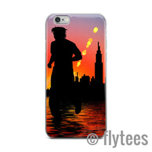 Load image into Gallery viewer, Walking on Sunshine iPhone case  - FlyTees