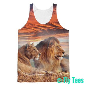 The Pride Unisex Classic Fit Tank Top  - FlyTees