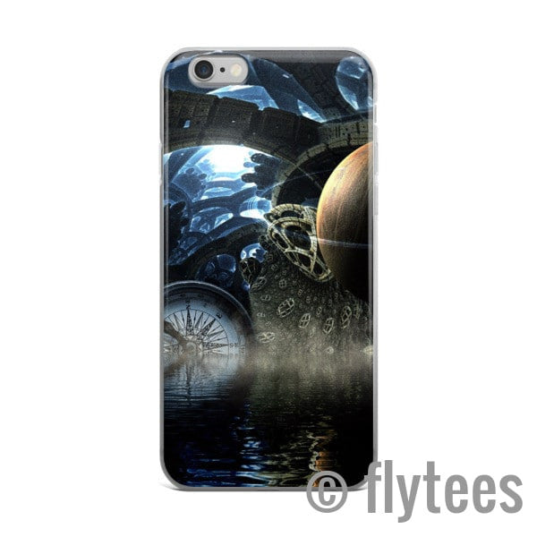 Lost in Time iPhone case  - FlyTees