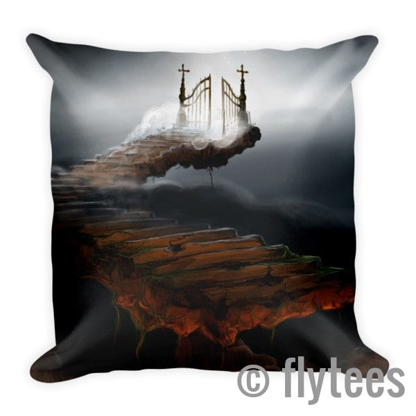 Starway To Heaven Pillow  - FlyTees