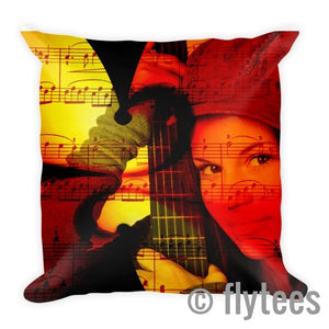 Magestic Music Pillow  - FlyTees