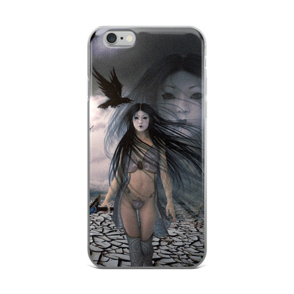 Native Beauty 2 iPhone case  - FlyTees