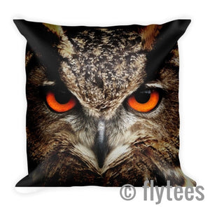 The Owl Pillow  - FlyTees