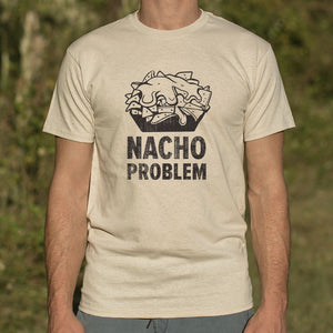 Mens Nacho Problem T-Shirt