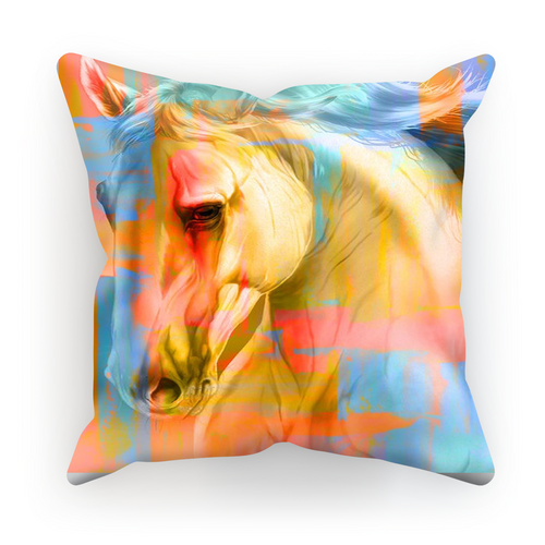 That's a Horse of a Different Color Cushion  - FlyTees