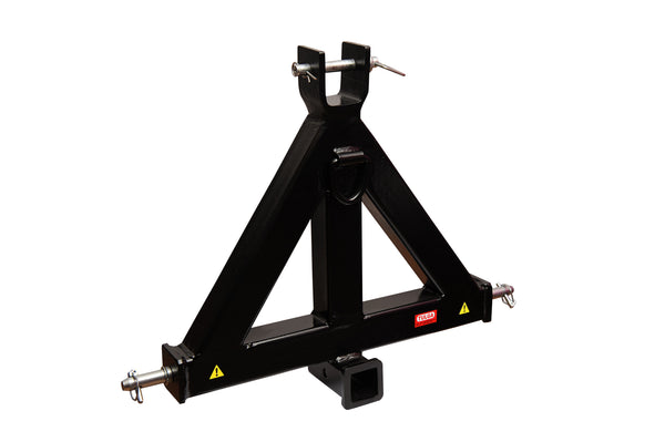 """Fifth Wheel Adapter >> Heavy Duty 3 Point 2"""" Receiver Adapter Trailer Hitch ..."""