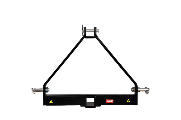 Tulga Fifth Wheel Co 3 Point Trailer Hitch 2