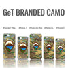 Camo iPhone Cases for iPhone's: 5, 5S, SE, 6, 6S, 6 Plus, 6S Plus