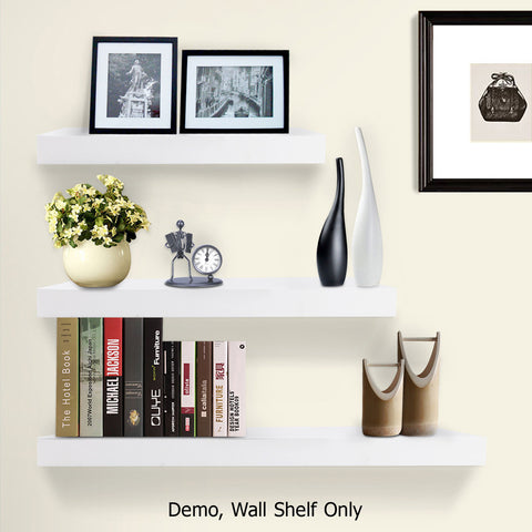 Wall Floating Shelf Set (3pcs)