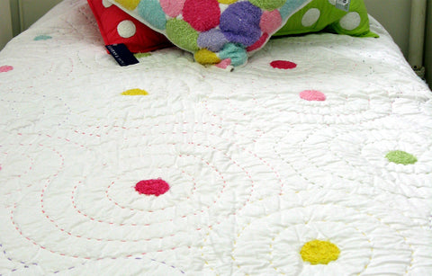 Dotti multi Coverlet