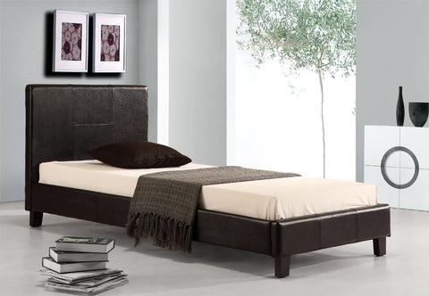 Palermo PU Leather Bed Frame