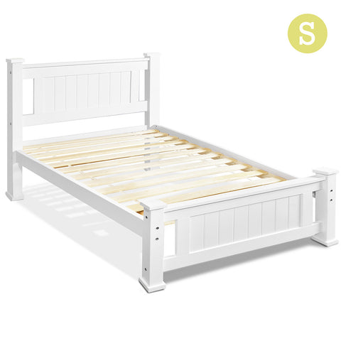 Colby Pine Wood Bed