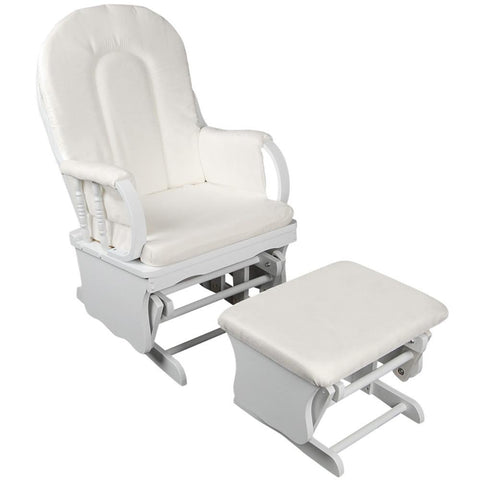 Baby Feeding Chair with Ottoman