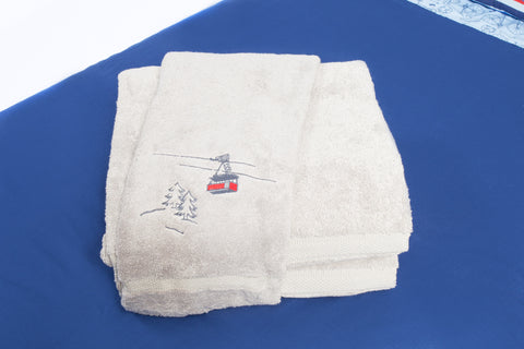 Cable Car Towel