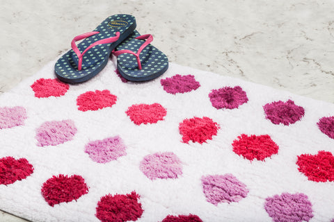 Colourful Bath Mat