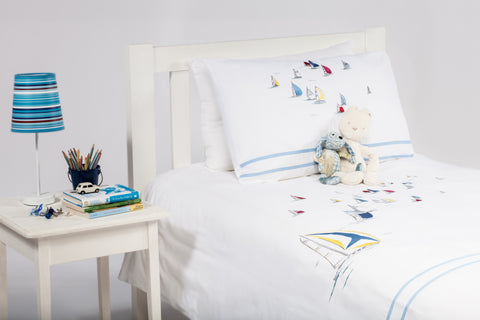 Regatta Quilt Cover Set