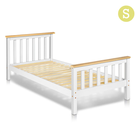 Ruthven Pine Wood Bed