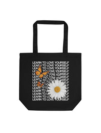 Learn to Love Tote Bag