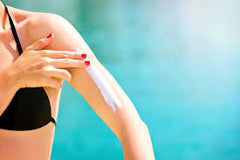SPF ratings on sunscreens and interesting skin cancer facts