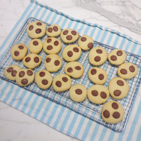 easy basic biscuit recipe orli blog natural and organic skincare australia