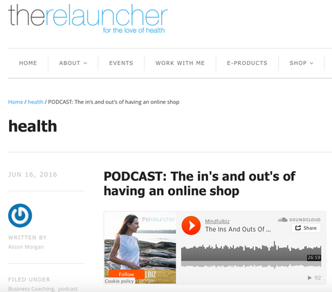 orli natural beauty interview podcast with relauncher alison morgan, orli founder jo lam first podcast interview with relauncher on natural beauty