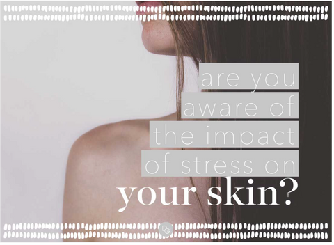stress on skin orli for the daily guru organic and natural skincare and beauty