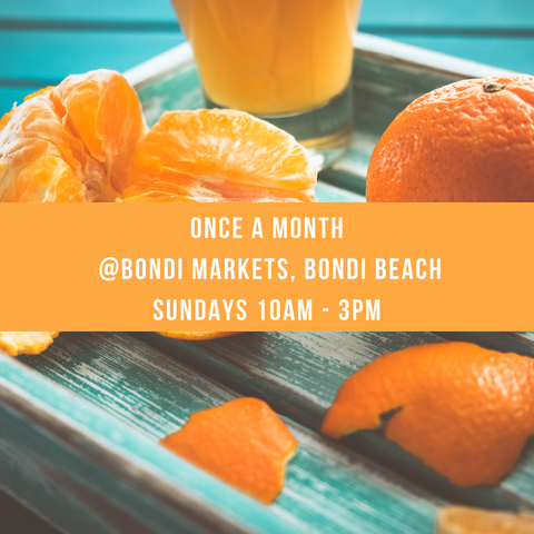 bondi beach markets orli natural and organic skincare and beauty australia