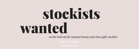 stockists or retailers for orli natural and organic beauty and skincare australia