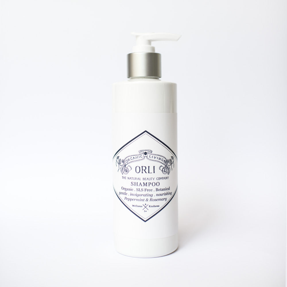orli organic sls free shampoo australia earth friendly