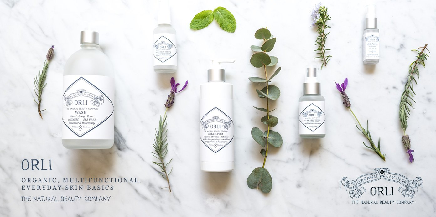 orli natural and organic skincare australia, orli natural beauty, orli organic beauty, ethical beauty, clean beauty