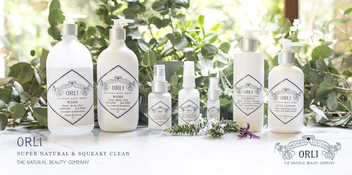 orli natural and organic skincare australia, orli natural beauty co, natural skincare, ethical beauty, natural beauty