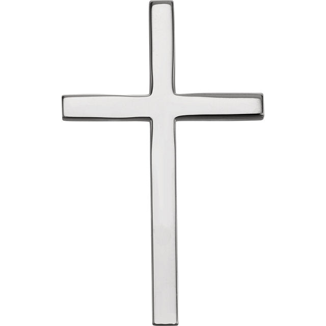 Sterling Silver Cross Pendant - Lyght Jewelers 10040 W Cheyenne Ave Ste 160 Las Vegas NV 89129