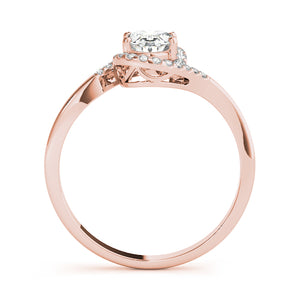 Oval Bypass Halo Engagement Ring Style LY71912 - Lyght Jewelers 10040 W Cheyenne Ave Ste 160 Las Vegas NV 89129